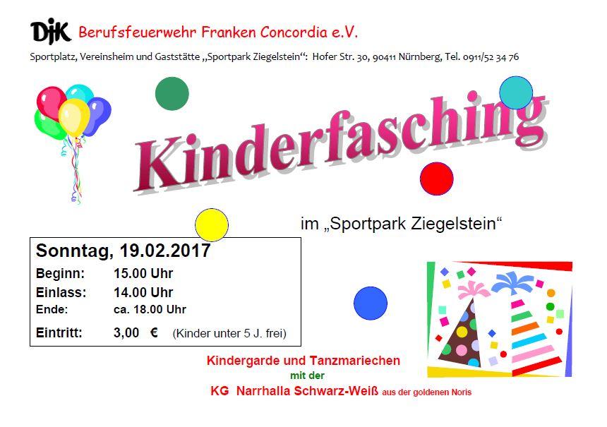 Flyer für Zumba Kids